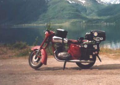 Jawa 250-559 Automatic